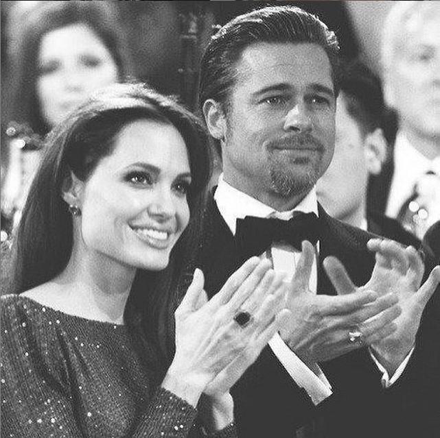 Angelina Jolie e Brad Pitt tomam chá da tarde com Kate Middleton e ...