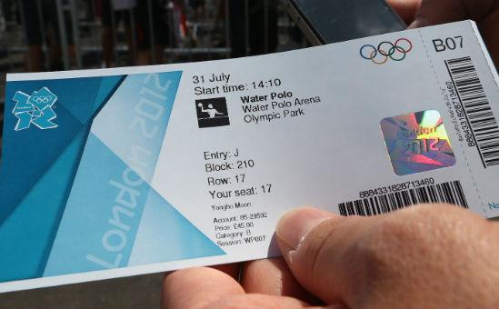 Inscrição para o 2ª sorteio de ingressos da Olimpíada de 2016 ...