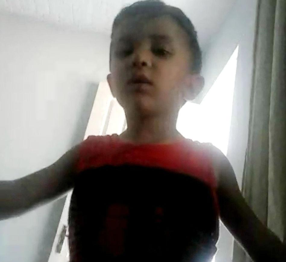 Antes de ser assassinada em Cachoeiro, criança mostrou marcas ...