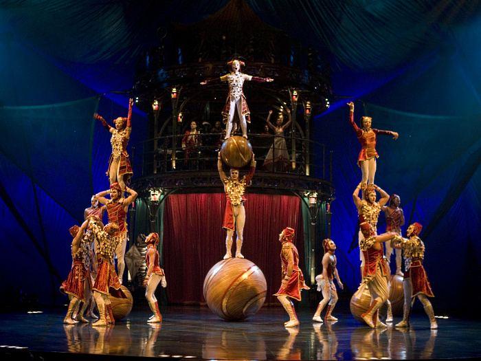 Cirque du Soleil promete show 'universal' na cerimônia de abertura ...