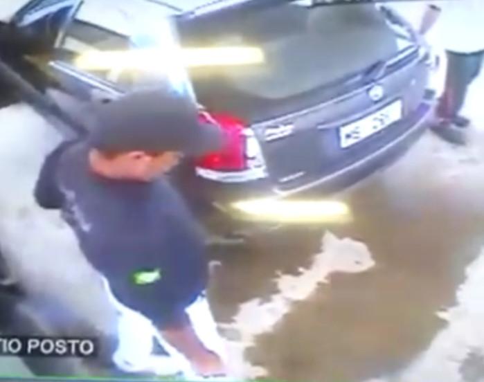 Homem com uniforme da Sejus rouba carro durante test drive em ...