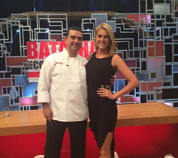 Cake Boss: Ana Hickmann será jurada do reality brasileiro 'A ...