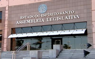 Assaltante invade Assembleia Legislativa, furta televisão e ainda ...