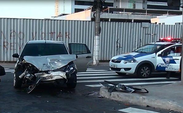 Veja as vias municipais que lideram o ranking de acidentes na ...