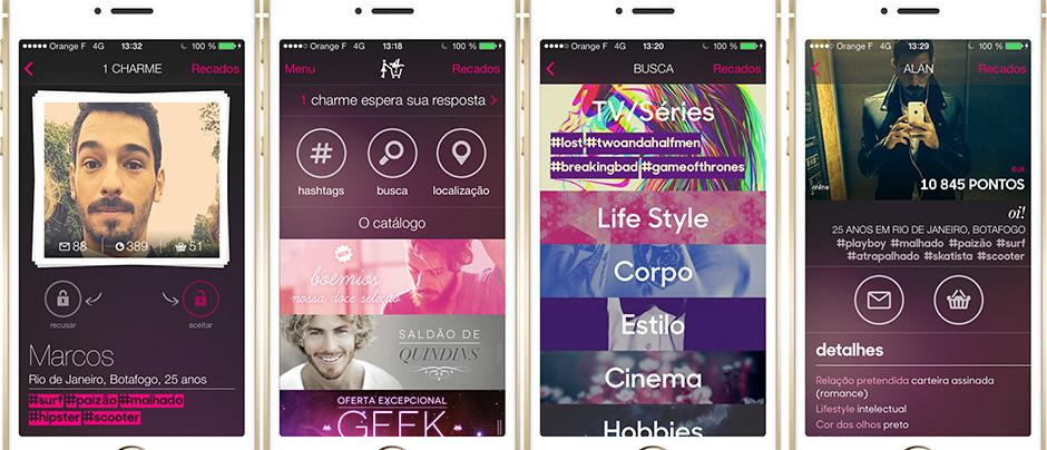 """""""Adote um Cara"""": aplicativo de pegação para mulheres oferece ..."""
