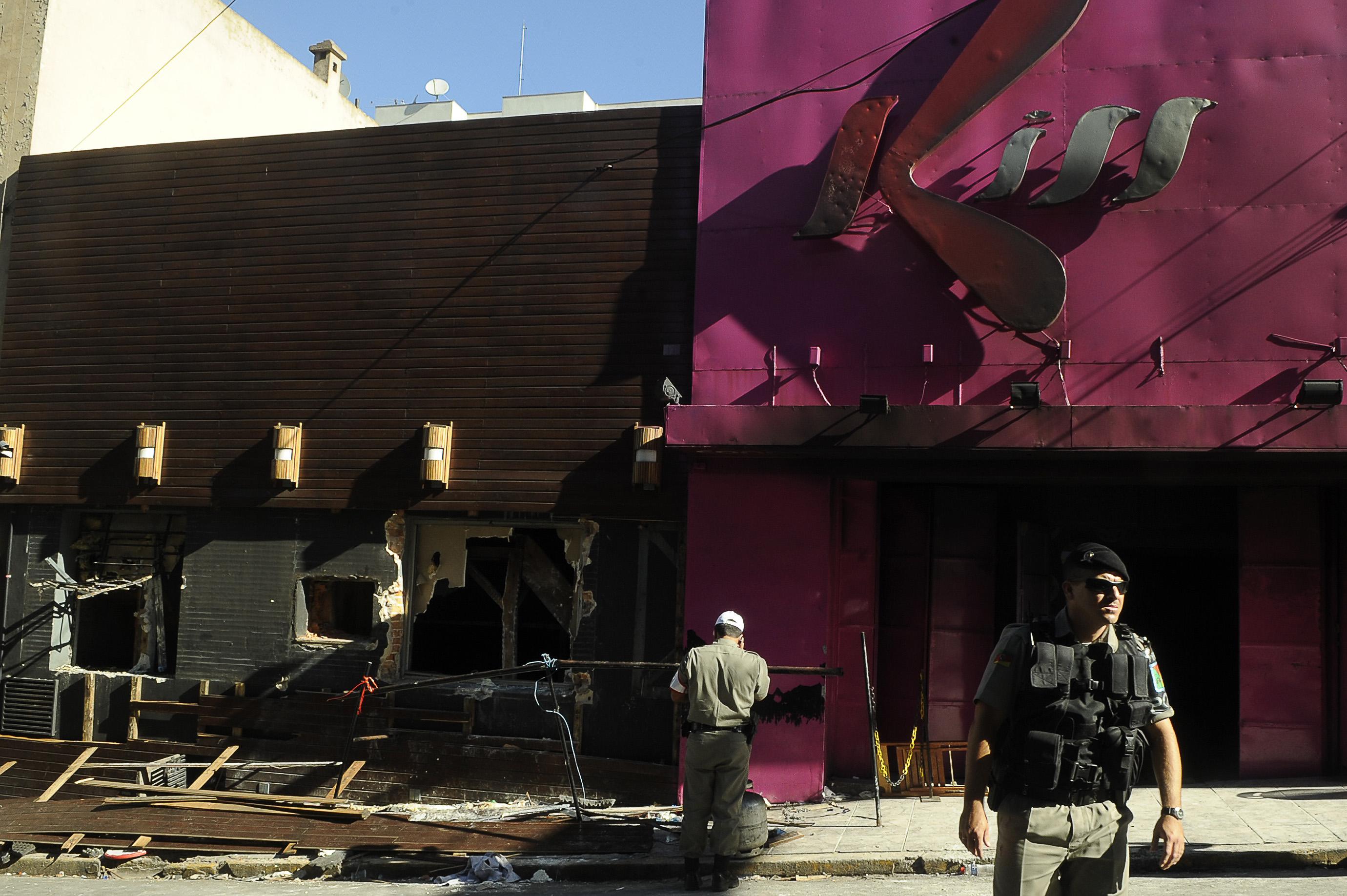 Sobrevivente da Kiss morre dois anos após tragédia | Folha Vitória