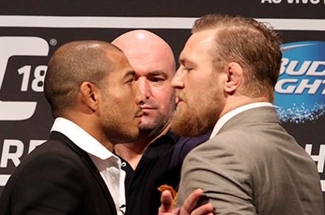 UFC confirma luta entre José Aldo e McGregor para dezembro ...