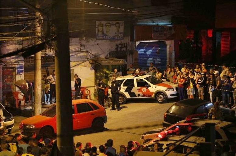 Chacina deixa cerca de 20 pessoas mortas em São Paulo | Folha ...
