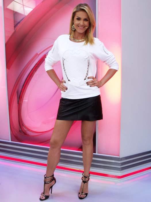 Ana Hickmann fala sobre contratação de Xuxa e estreias na Record ...