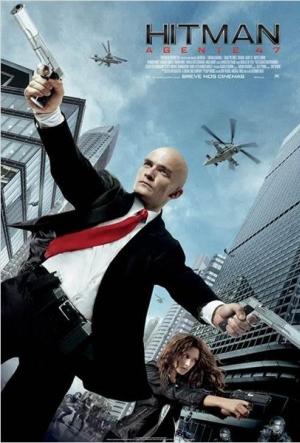 Cartaz Hitman: Agente 47