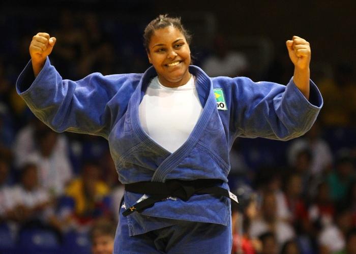 Maria Suelen sente lesão e Brasil fecha Mundial de Judô com ...