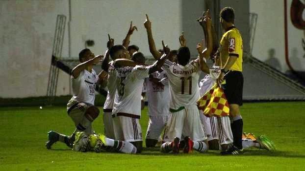 Fluminense vence o Brasileirão Sub-20 e consagra trabalho em ...