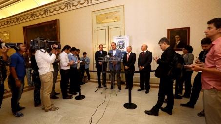 Hartung se reúne no Rio com outros governadores para discutir crise financeira