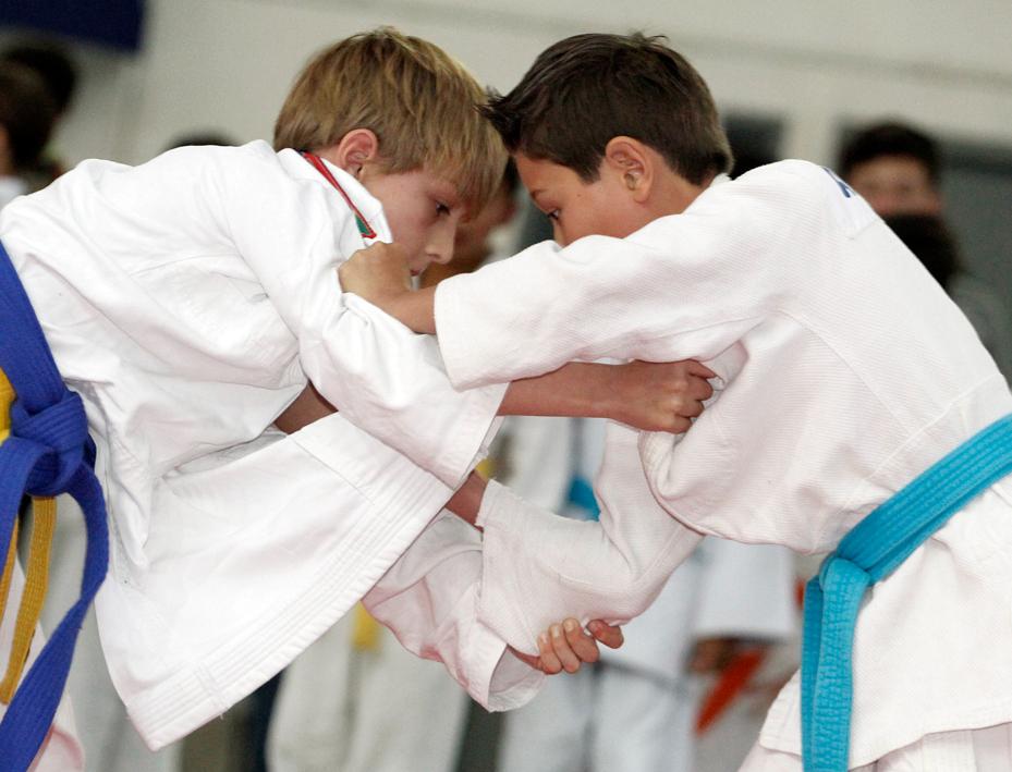 Evento reúne mais de 100 judocas capixabas em intercâmbio ...