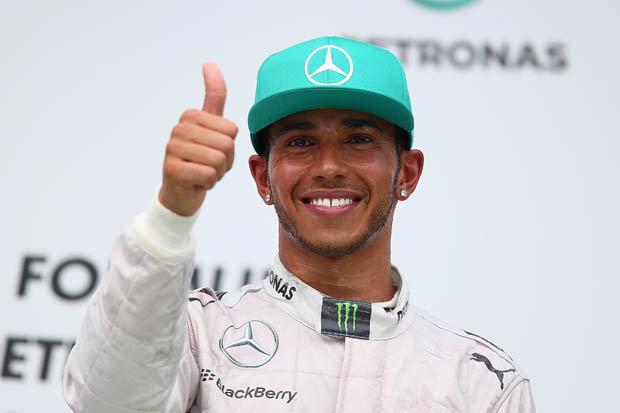 Hamilton supera Rosberg e é o mais rápido no primeiro treino livre ...
