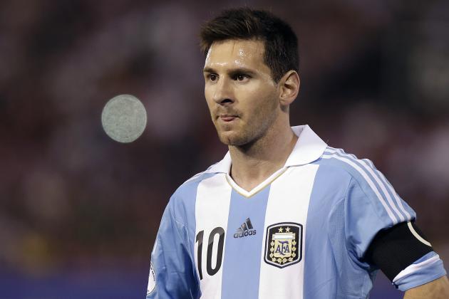 Messi é condenado a 21 meses de prisão por fraude fiscal, mas ...