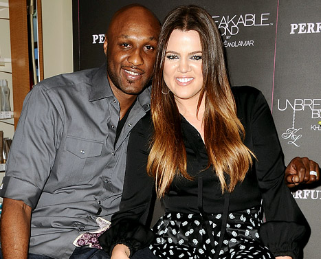 Khloé Kardashian contrai infecção no hospital em que Lamar Odom ...