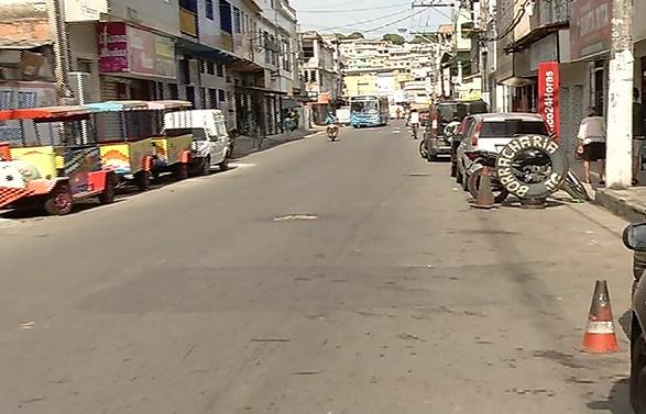 Motorista é esfaqueado durante briga no trânsito em Vila Velha ...
