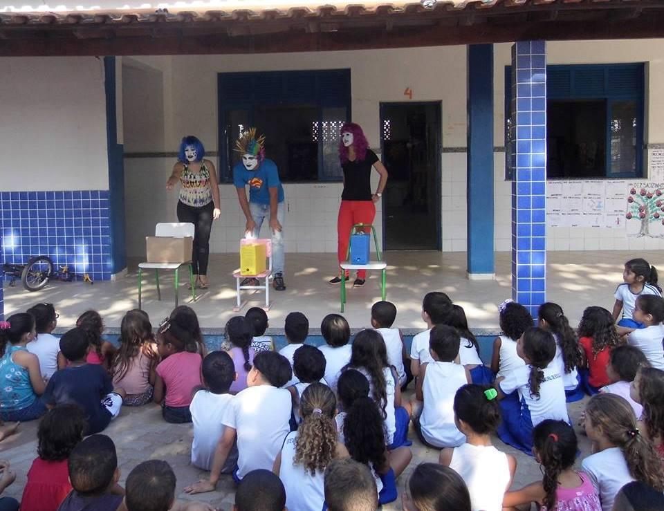 Em Marataízes, peça teatral leva educação ambiental às escolas ...