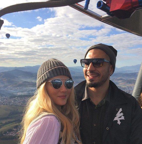 Ex- BBB Aline está grávida de Fernando, revela jornal | Folha Vitória
