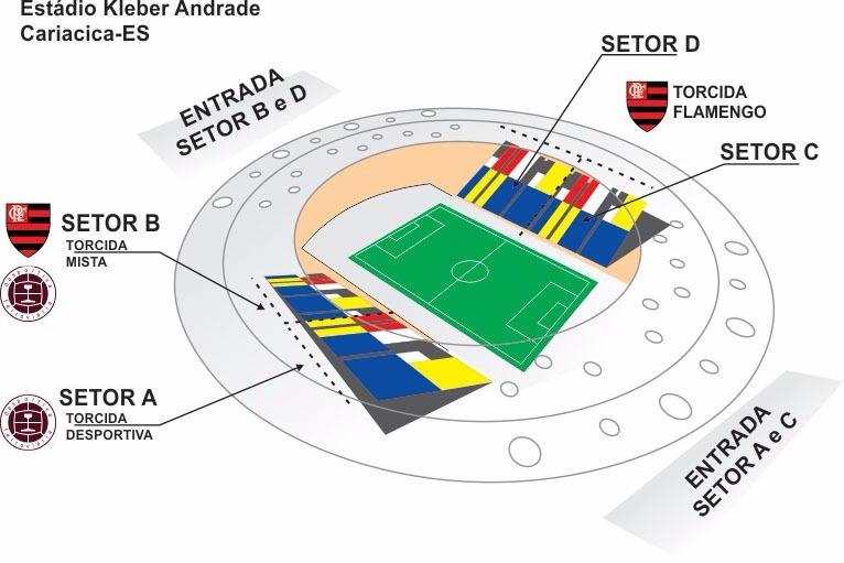 Torcedor já pode comprar ingresso para amistoso entre Flamengo e ...