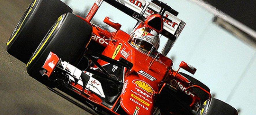 Vettel se mostra surpreso com sua 1ª pole na Ferrari: 'Foi incrível ...