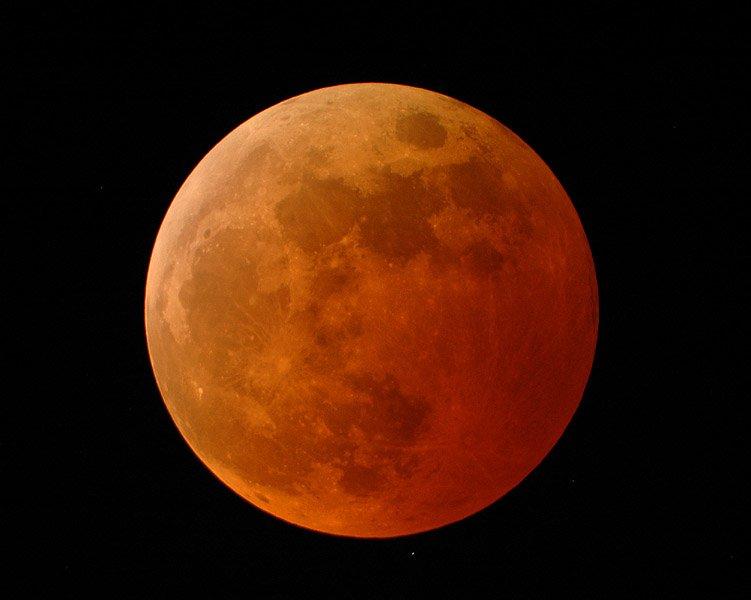 Fenômeno raro da Lua poderá ser visto no céu do Espírito Santo no ...