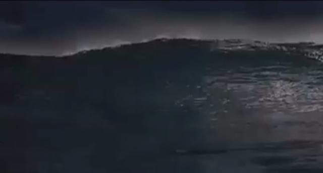 """Em vídeo, Record divulga cena do Mar Vermelho em """"Os Dez ..."""