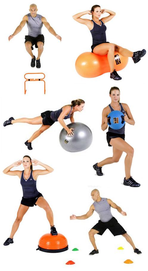 Circuito Funcional : Alimentação e treino funcional dieta exercícios