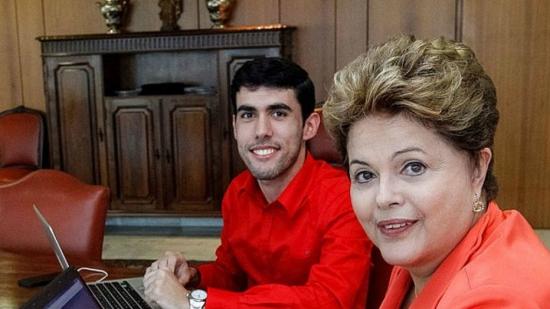Criador do Dilma Bolada rompe com a presidente nas redes sociais ...