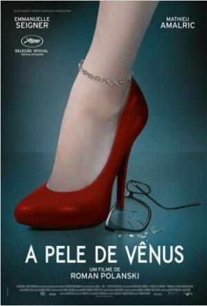 Cartaz A Pele De Vênus