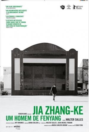 Cartaz Jia Zhang-ke, Um Homem De Fenyang