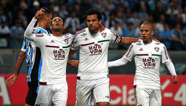 Fluminense empata fora e elimina Grêmio nas quartas da Copa do ...