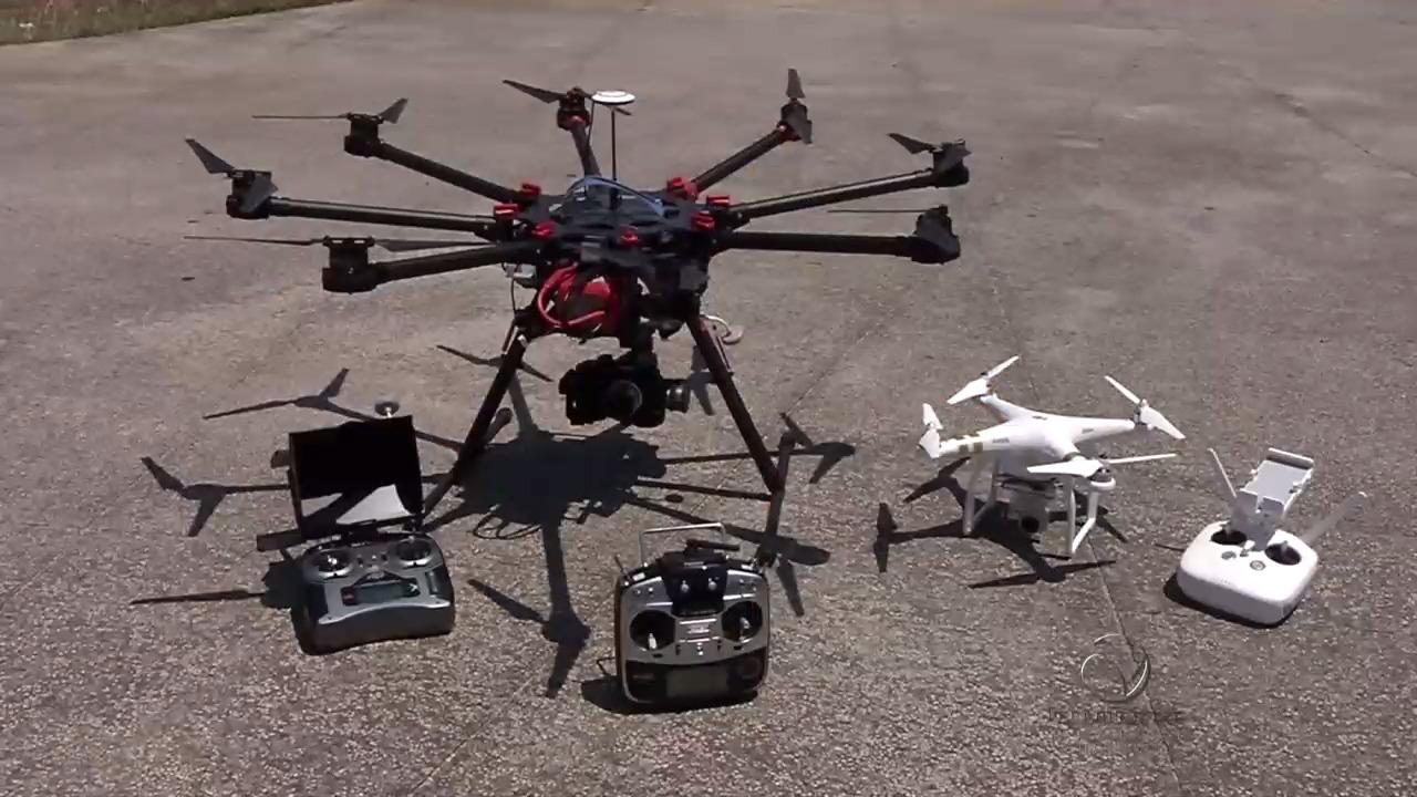 Anac libera o uso de drones no Brasil