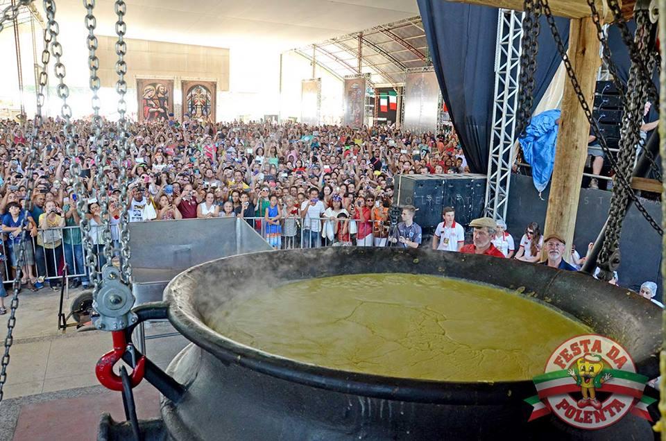 Festa da Polenta começa nesta sexta-feira em Venda Nova do ...