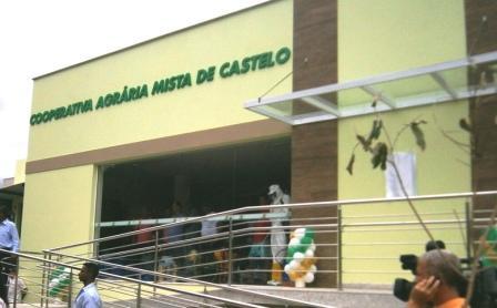 Cooperativa de laticínios é assaltada em Castelo e polícia usa ...