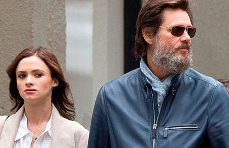 Jim Carrey chega à Irlanda para o funeral de sua ex- namorada ...