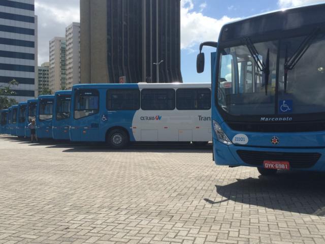Rede especial de ônibus para amistoso entre Flamengo e Desportiva