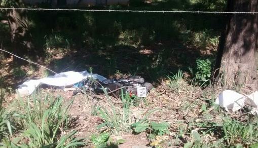 Os dois jovens, de Castelo, morreram na hora do acidente.