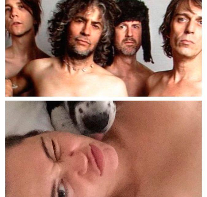 Miley Cyrus quer fazer show com ela e a plateia sem roupas | Folha ...