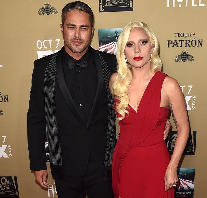 Noivo de Lady Gaga diz que levou um tapa quando beijou a cantora ...
