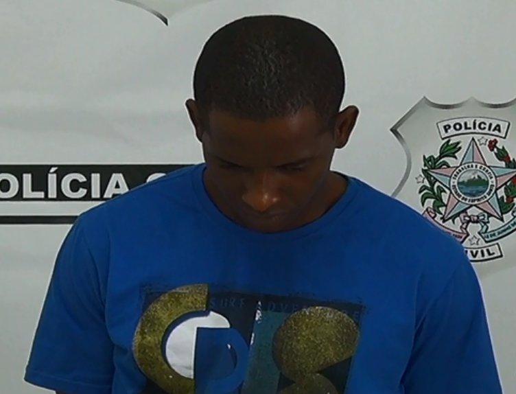 Suspeito de ser líder do tráfico de Cariacica é preso por homicídio ...