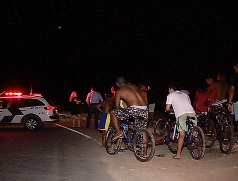 Corpo de homem é encontrado com marcas de tiros em Vila Velha ...