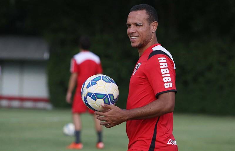 Luis Fabiano recebe sondagens e deve deixar o São Paulo no fim ...