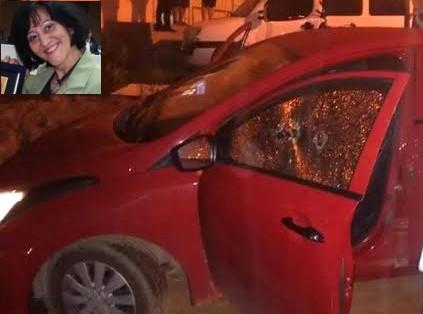 Presidente de rádio comunitária é morta a tiros dentro de carro em ...