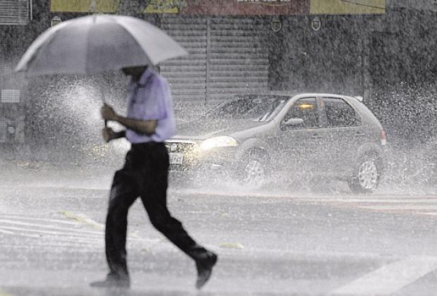 Previsão de chuva forte no Espírito Santo a partir da próxima quinta ...