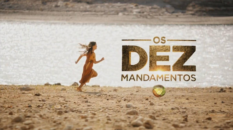 """Rede Record lança CD com a trilha sonora da novela """"Os Dez ..."""