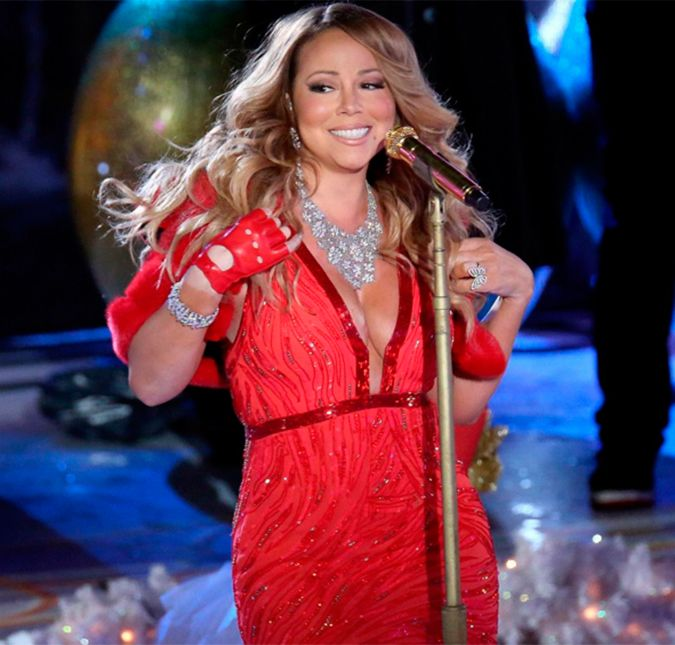 Mariah Carey garante que sempre será uma diva | Folha Vitória