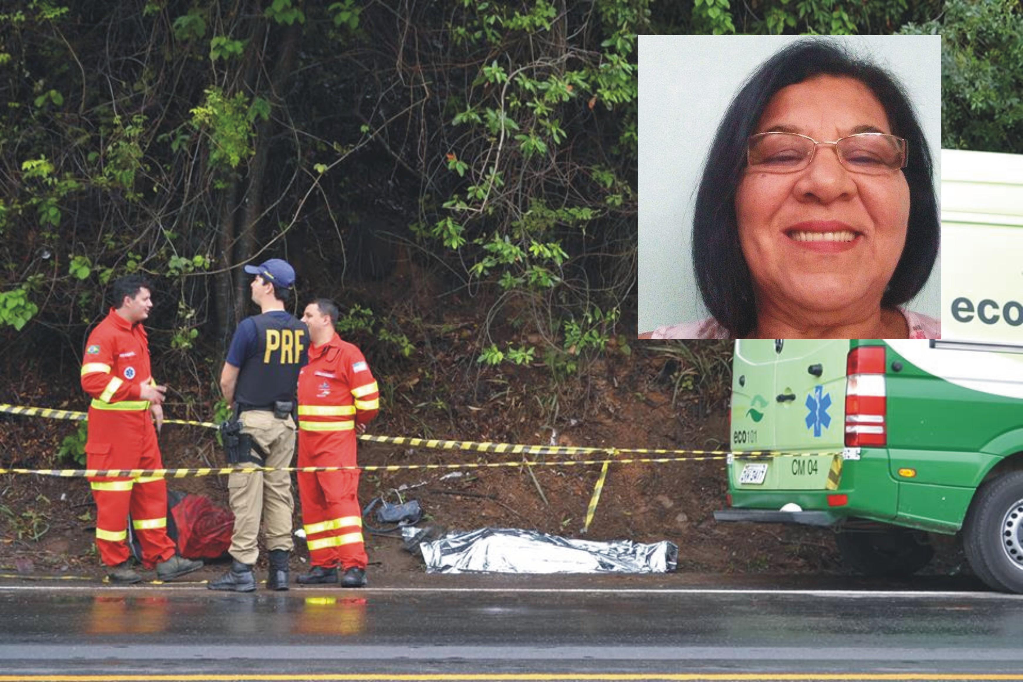 Servidora pública morre atropelada em Piúma ao ir buscar bolo de ...