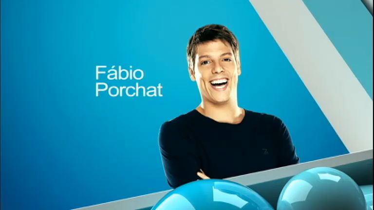 Humorista Fábio Porchat é o novo contratado da Record | Folha ...